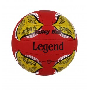 Волейболна топка Legend червена