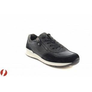 Дамски кожени спортни обувки Ara черни 4452601