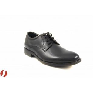 Елегантни мъжки обувки с връзки Ara черни 2290701