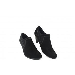 Дамски обувки на ток Caprice черни 24401004