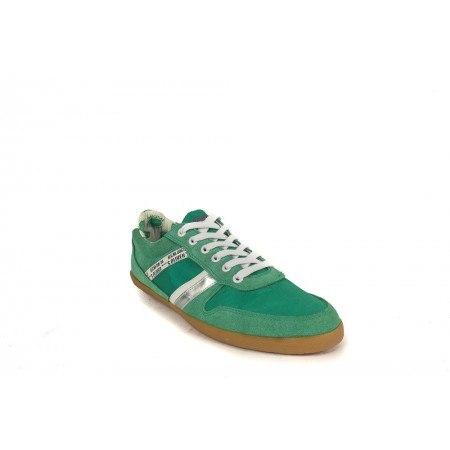 Мъжки спортни обувки с връзки S.Oliver зелени 13600700