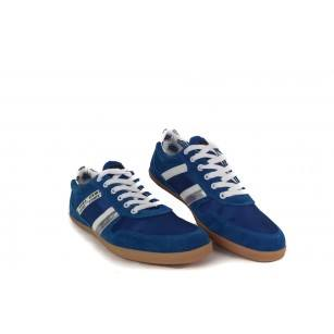 Мъжки спортни обувки с връзки S.Oliver зелени 13600838