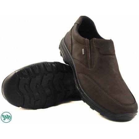Мъжки обувки без връзки Salamander кафяви 5920114