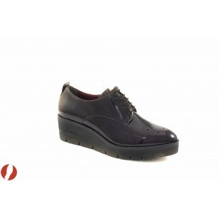 Дамски обувки на платформа с връзки Tamaris  23307549
