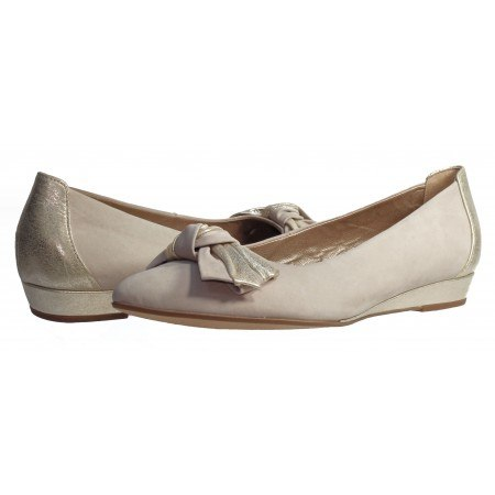 Дамски обувки балерина Gabor бежови