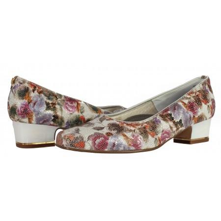 Дамски обувки Ara флорални ширина Н