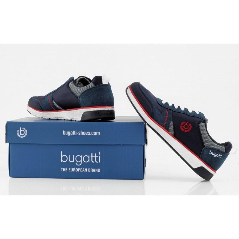 Мъжки спортни обувки Bugatti® Arriba сини