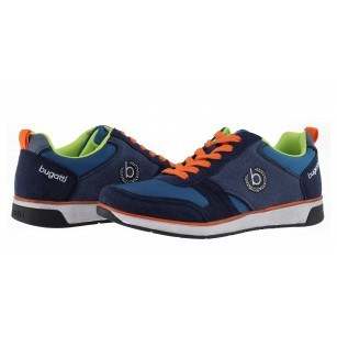 Мъжки спортни обувки Bugatti® Arriba сини/комби