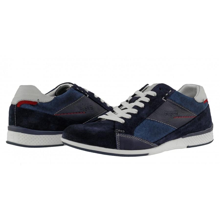 Мъжки спортни обувки Bugatti® Bosso Evo сини