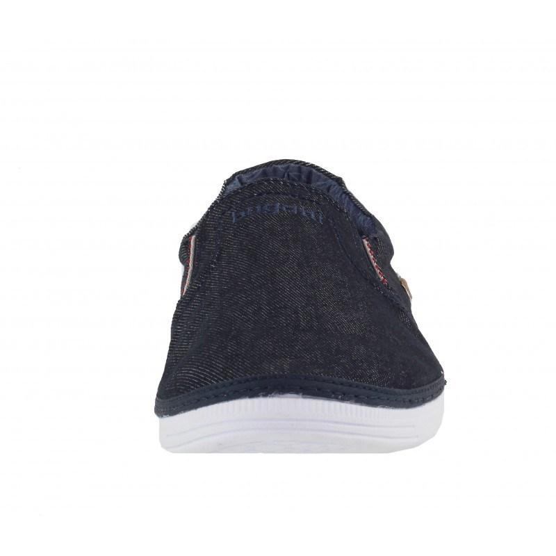 Мъжки спортни обувки Bugatti® Alfa сини мемори пяна