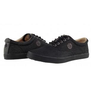 Мъжки черни спортни обувки Bugatti® Alfa