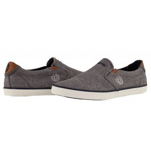 Мъжки спортни обувки Bugatti® Alfa сиви