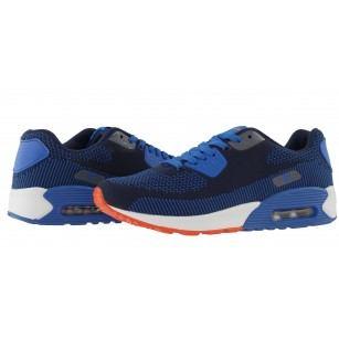 Мъжки маратонки Bulldozer камера сини