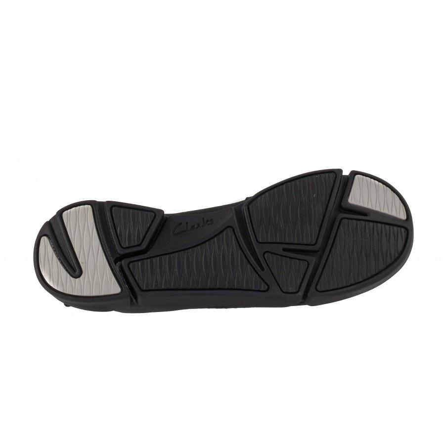 0c36ed770c7 ... Дамски спортно-ежедневни обувки Clarks Tri Angel естествена черни