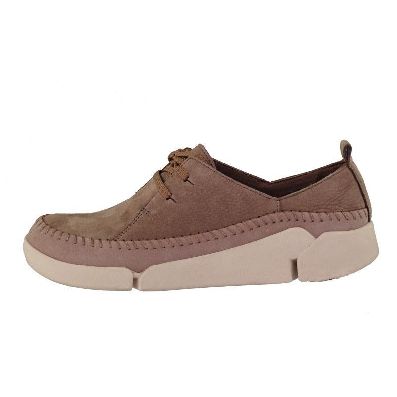 Нова колекция дамски обувки Clarks Tri Angel бежови