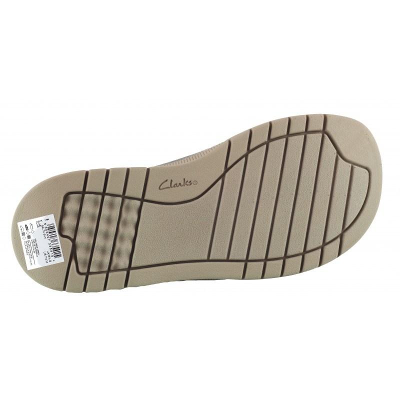 Мъжки анатомични чехли Clarks Balta Sun кафяви