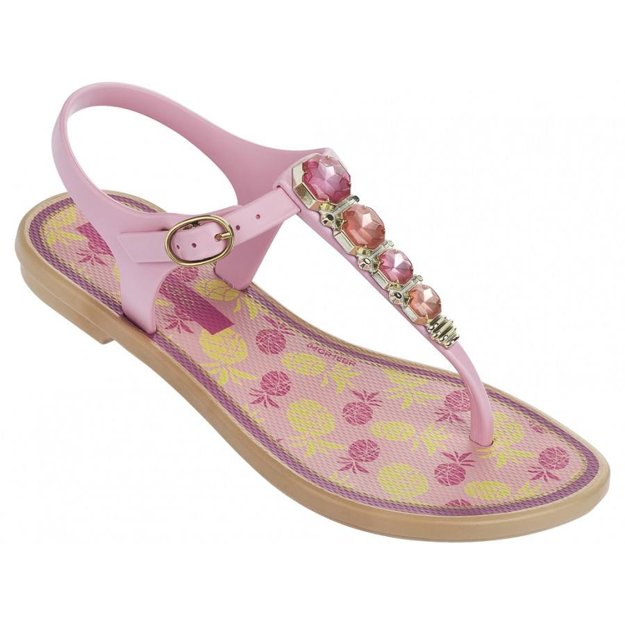 Детски сандали за момиче Grendha JEWEL SANDAL KIDS бели