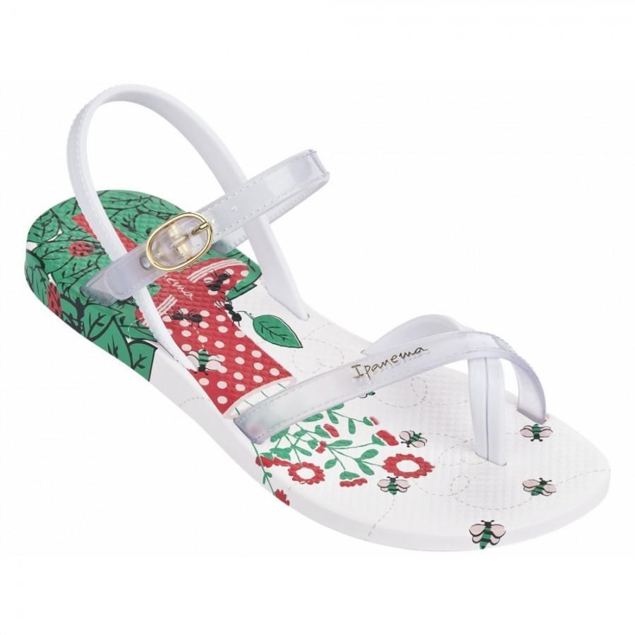 Детски сандали Ipanema бели/зелени FASHION SAND IV KIDS бели 25-30