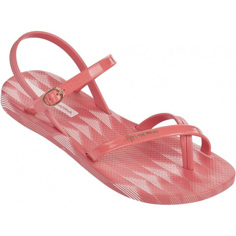 Дамски сандали равни Ipanema FASHION SAND IV FEM оранжеви