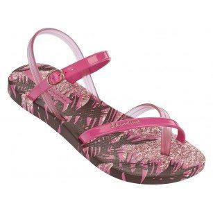 Дамски сандали равни Ipanema FASHION SAND IV FEM розови