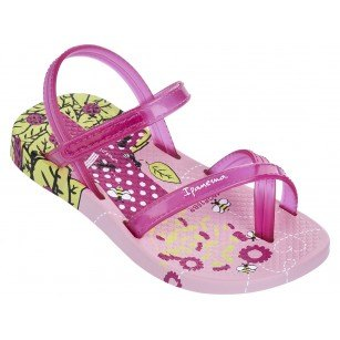 Бебешки сандали за момиче Ipanema FASHION V SAND BABY розови