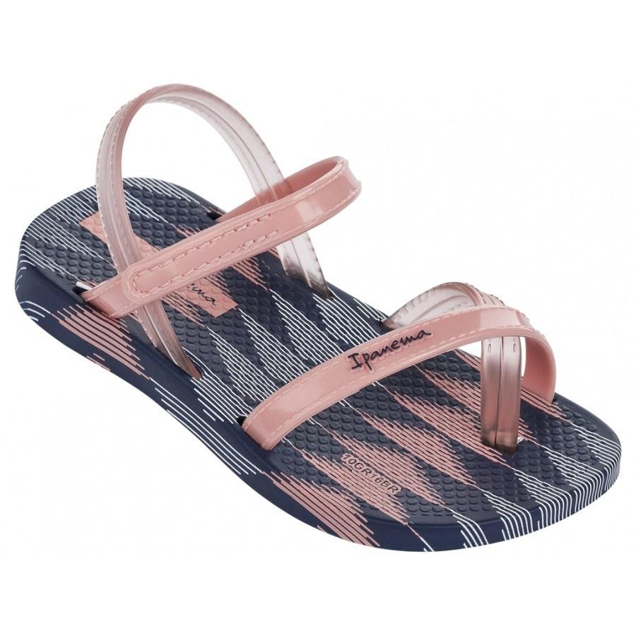 Бебешки сандали за момиче Ipanema FASHION V SAND BABY сини/розови