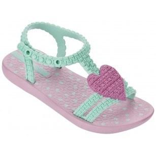 Бебешки сандали за момиче MY FIRST IPANEMA BABY розови
