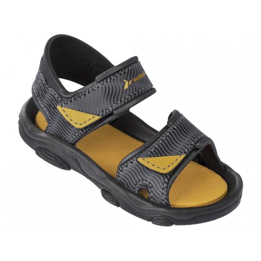 Детски сандали Rider RS 2 III BABY сиви/жълти