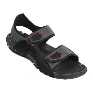 Мъжки сандали Rider TENDER IX AD сиви/черни