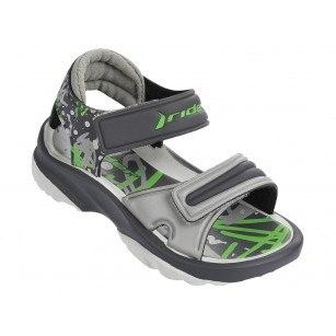 Детски сандали Rider K2 TWIST VI BABY сиви