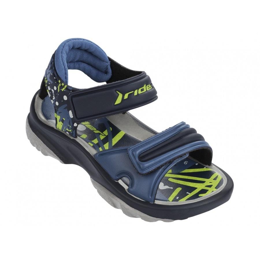 Детски сандали Rider K2 TWIST VI BABY сини