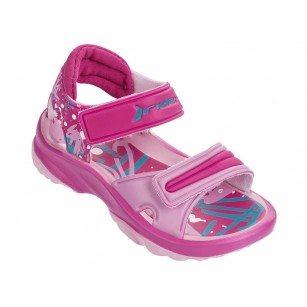 Детски сандали Rider K2 TWIST VI BABY розови