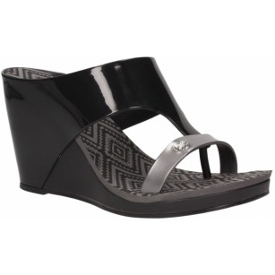 Дамски чехли на платформа Zaxy GLAMOUR TOP III FEM черни