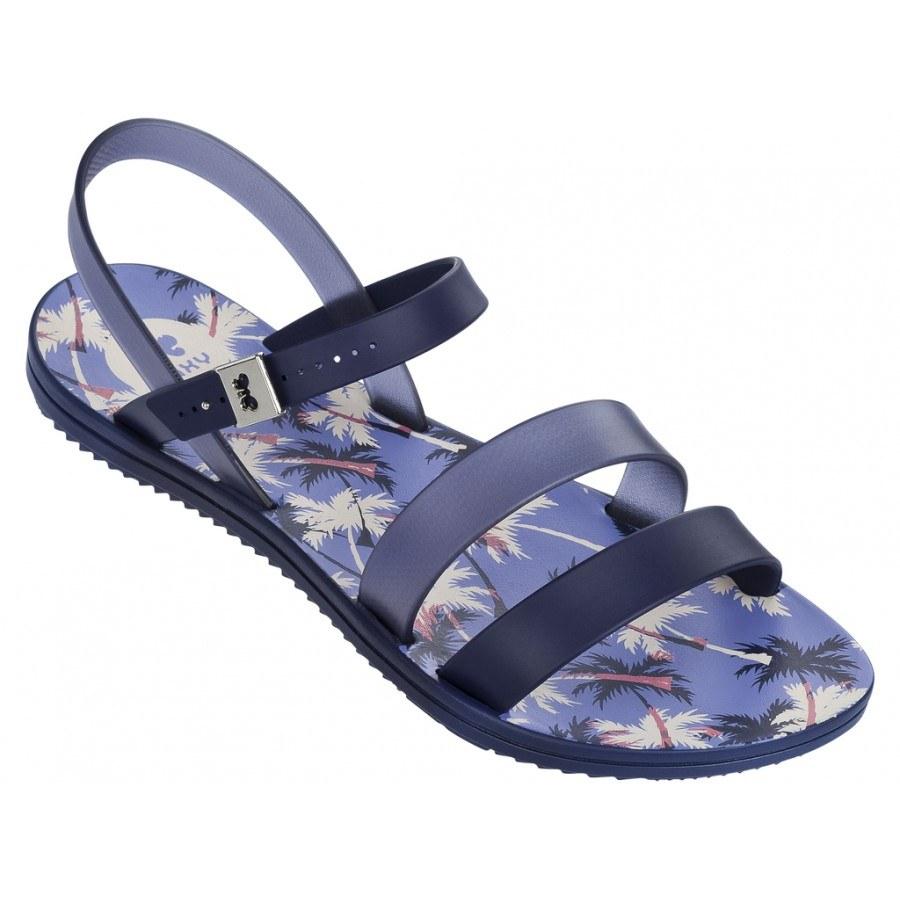 Дамски сандали равни Zaxy URBAN SANDAL II FEM сини