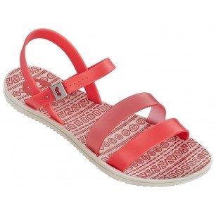 Дамски сандали равни Zaxy URBAN SANDAL II FEM оранжеви/червени
