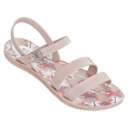 Дамски сандали равни Zaxy URBAN SANDAL II FEM бледо розови