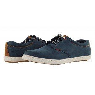 Мъжки спортно-ежедневни обувки Mania сини