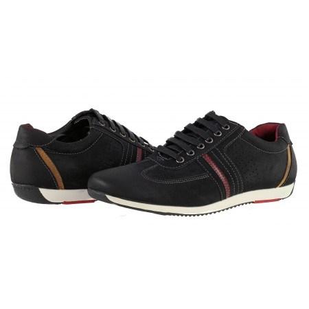 Мъжки спортно-ежедневни обувки Mania черни