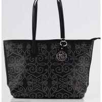 Дамска голяма чанта Marina Galanti® Firenze черна