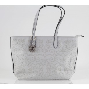 Дамска голяма чанта Marina Galanti® Firenze off white