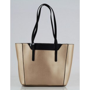 Дамска средна чанта Marina Galanti® златиста