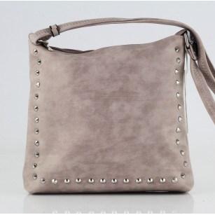 Дамска малка чанта през тяло Marina Galanti® Firenze бежова