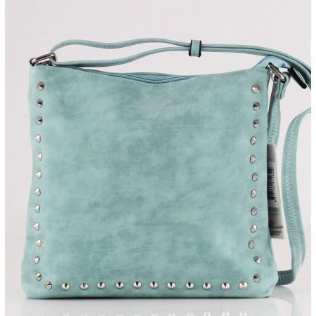 Дамска малка чанта през тяло Marina Galanti® Firenze св. синя