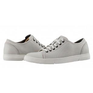 Мъжки бели спортни обувки с връзки Clarks Lander Cap