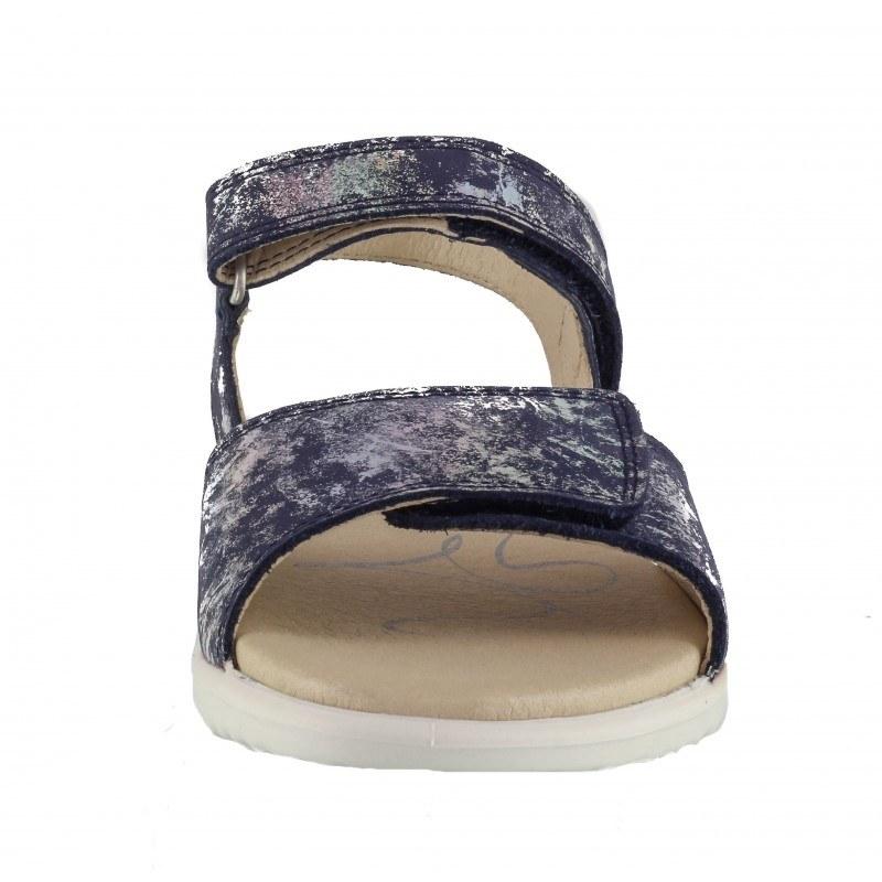 Детски сандали за момиче от естествена кожа SuperFit®