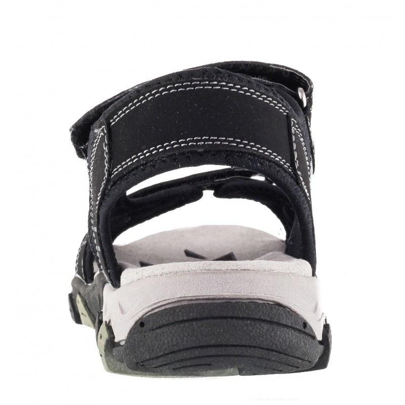 Ортопедични сандали Superfit черни 34/39