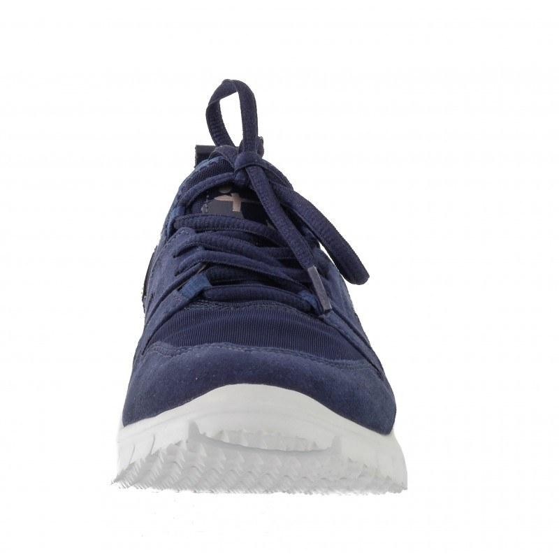 Дамски спортни обувки с връзки Tamaris сини YOGA-IT
