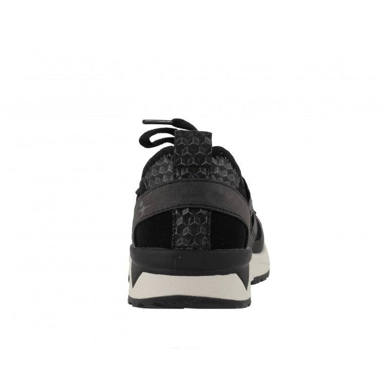Дамски спортни обувки с връзки Tamaris YOGA-IT черни комби