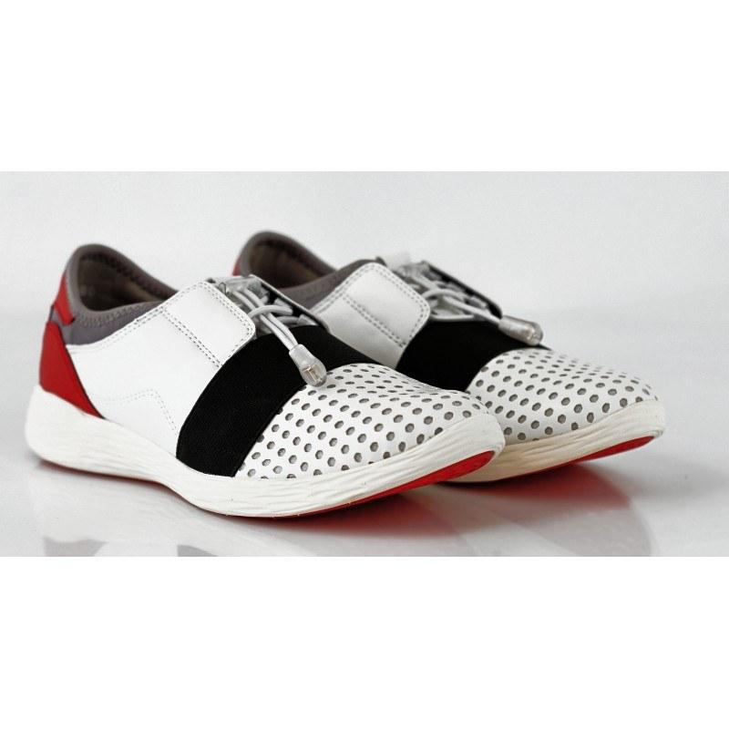 Дамски спортни обувки Tamaris Т-Collection YOGA-IT бели