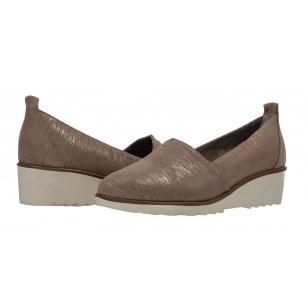 Дамски ежедневни обувки на платформа Tamaris бежови мемори пяна Touch It